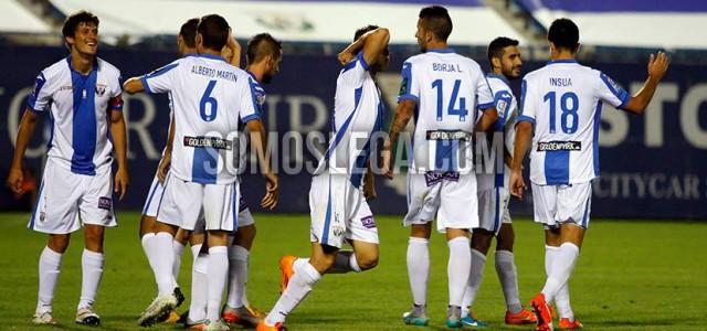 El Leganés recupera sensaciones goleando al Córdoba