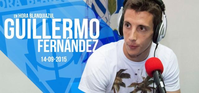 """Guillermo Fernández: """"Todos me dijeron que en Leganés voy a estar muy bien"""""""