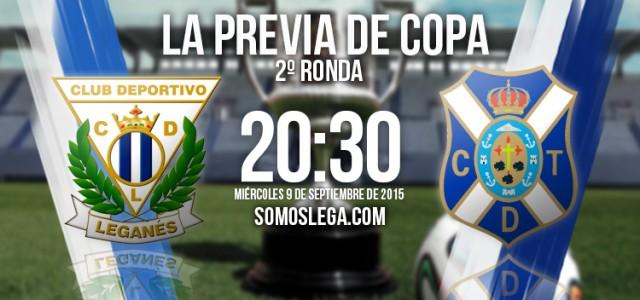 CD Leganés-CD Tenerife: Vuelve la Copa a Butarque