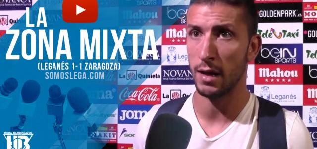 """Borja Lázaro: """"De momento tengo la confianza de Asier"""""""