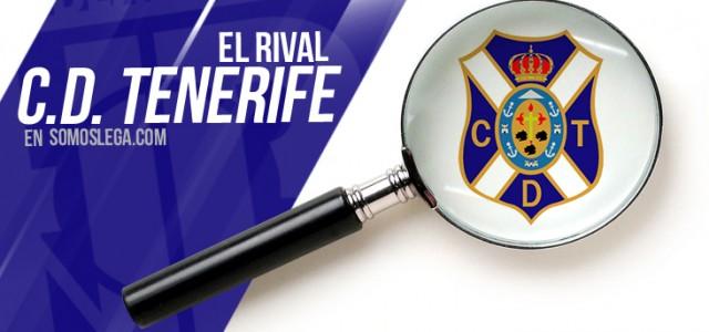El rival: C.D. Tenerife