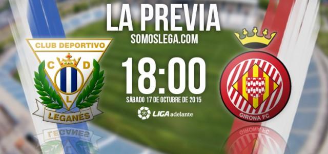 CD Leganés – Girona FC: A fortalecer el idilio con Butarque