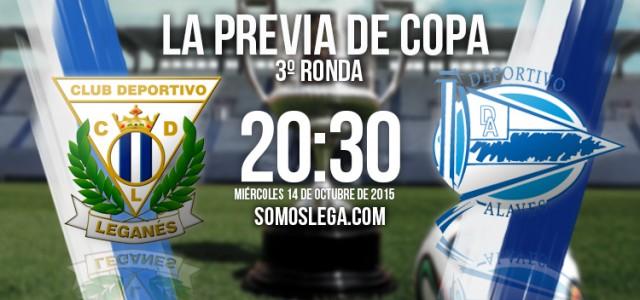 CD Leganés – Deportivo Alavés: Ilusión real por la Copa