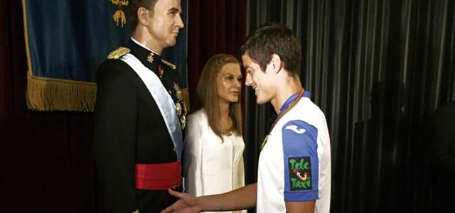 Mantovani pide cita a Felipe VI