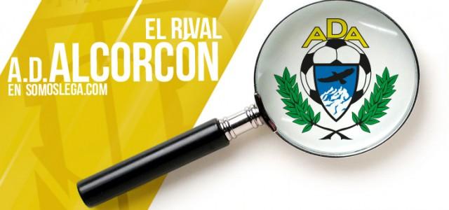 El rival: A.D. Alcorcón