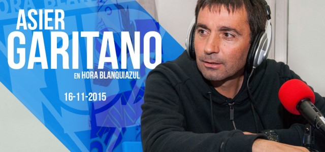 """Garitano: """"Michu y Arru no están para el Lega"""""""