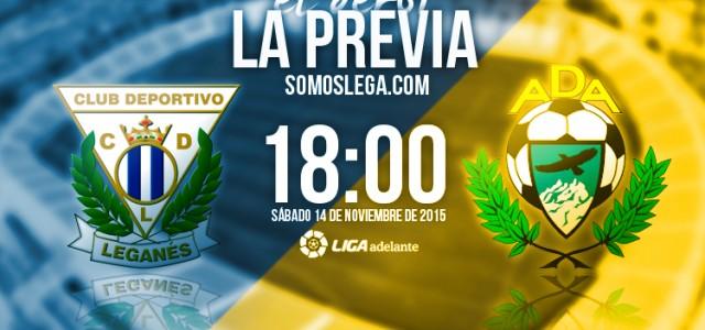 CD Leganés – AD Alcorcón: Volver a la senda de la victoria