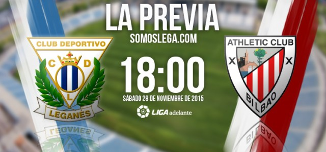 CD Leganés – Bilbao Athletic: A seguir invictos