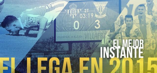 El Lega en 2015: El mejor instante