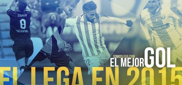 El Lega en 2015: El mejor gol