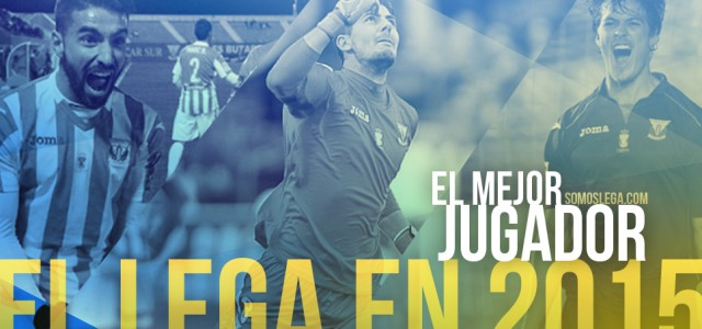 El Lega en 2015: El mejor jugador