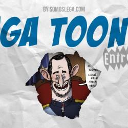 LEGA TOONS 5 | Mensaje navideño