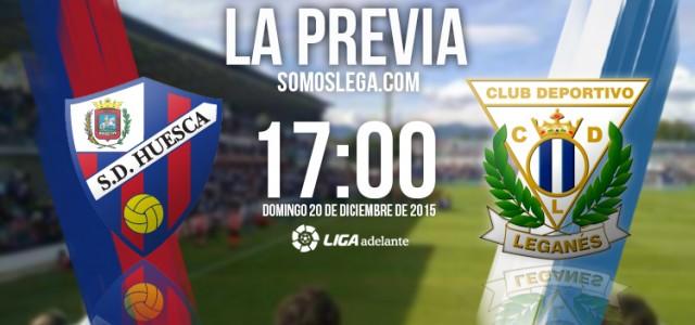SD Huesca – CD Leganés: Duelo inédito en segunda