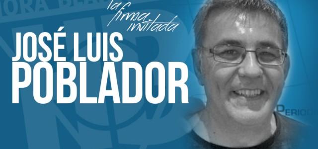 José Luis Poblador | El instinto nunca se equivoca