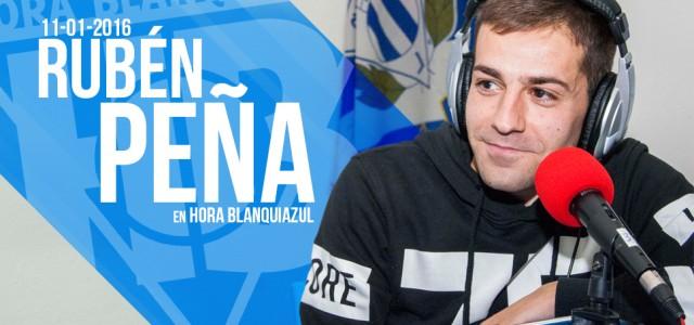 """Rubén Peña: """"Mi sueño es ver al Lega en Primera"""""""