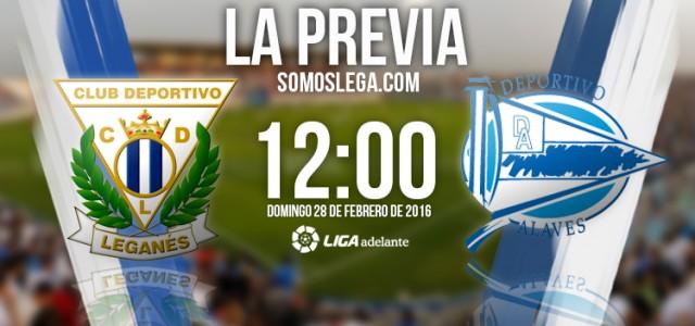 CD Leganés – Deportivo Alavés: duelo por el liderato