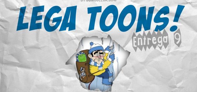 LEGA TOONS 9 | El mal de altura