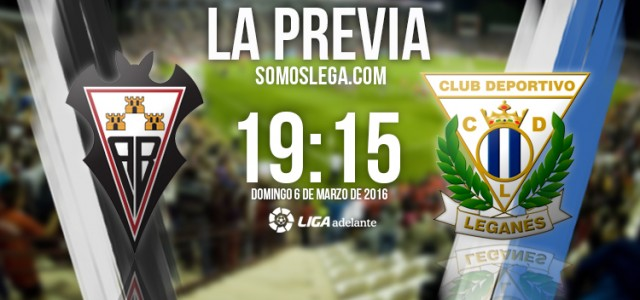 Albacete Balompié- CD Leganés: Primera defensa de liderato