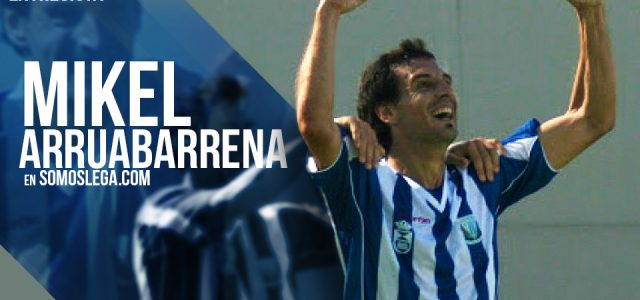"""ENTREVISTA. Mikel Arruabarrena: """"Deseo que suba el Lega, lo veo a un 95%"""""""