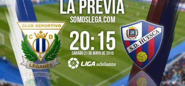CD Leganés – SD Huesca: Ilusiones contrapuestas