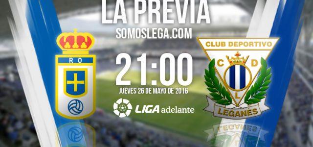 Real Oviedo – CD Leganés: Bendito sufrimiento