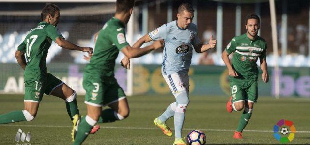 El Leganés debuta con una victoria histórica
