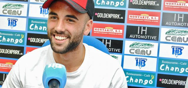 "Rober Ibáñez: ""Tuve paciencia, llegué tarde al equipo"""