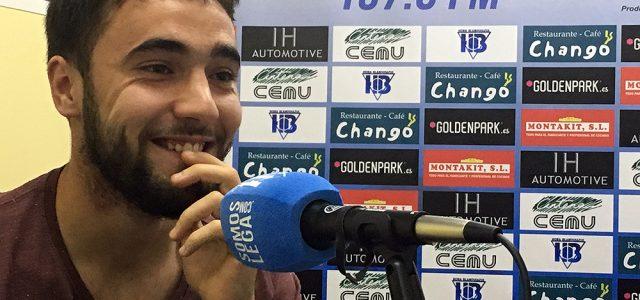 """Unai López: """"No estamos mal, pero tenemos que hacernos fuertes en casa desde ya"""""""