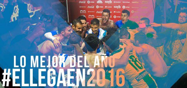 #ElLegaen2016: Un año para la historia