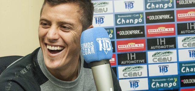 """Mantovani: """"Me encantaría retirarme en el Leganés"""""""