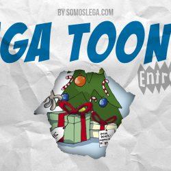 LEGA TOONS 14 | Ya vienen los Reyes Magos