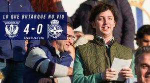 Lo que Butarque no vio del Leganés – Dépor