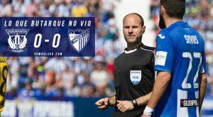 Lo que Butarque no vio del Leganés – Málaga