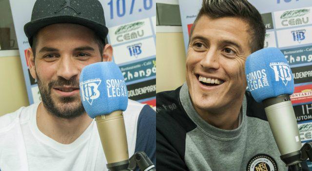"""Herrerín y Mantovani creen que el Lega está en su """"mejor momento"""""""