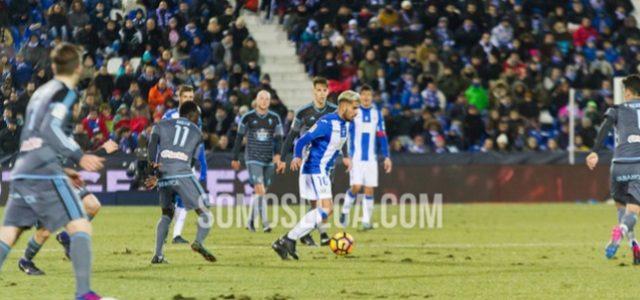 """El césped de Butarque presentará una imagen """"totalmente distinta"""" ante el Granada"""