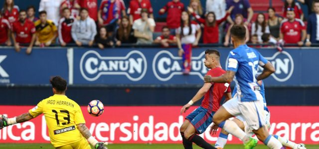 El Lega pierde en Pamplona otra oportunidad