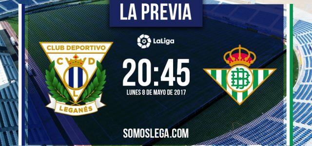 Leganés-Betis: seguir en Primera está en juego