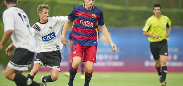 El Leganés refuerza su medular con Gerard Gumbau