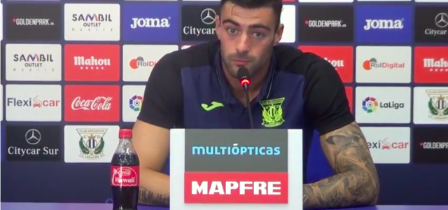 """Diego Rico: """"Hay que mejorar y corregir los errores que tuvimos"""""""