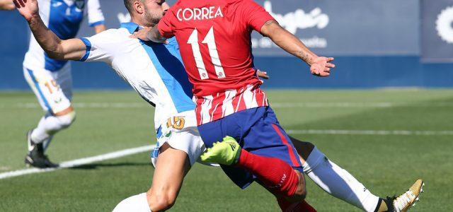 Un gol de Juan Moreno decide el test madrileño