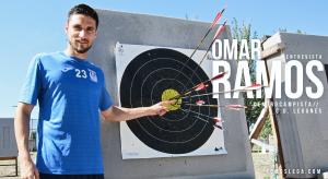 """Omar Ramos: """"Me siento muy querido en Leganés"""""""