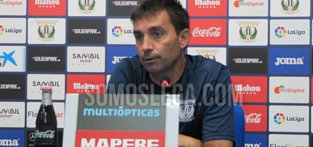 Omar Ramos y Ezequiel, únicas bajas para el partido ante Las Palmas