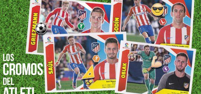 Los Cromos del… Atlético de Madrid