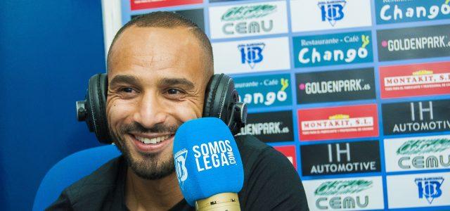 """El Zhar: """"Vamos a competir de tú a tú contra el Atlético de Madrid"""""""
