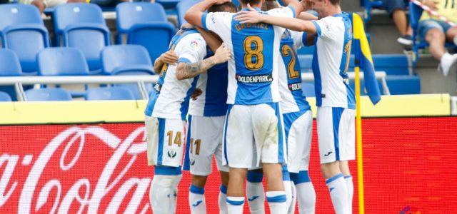 El Leganés vuelve a ganar con un contrataque letal