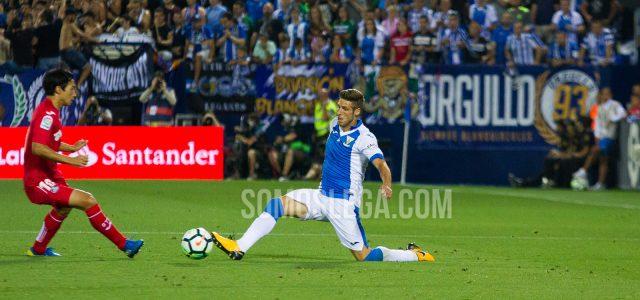 Rubén Pérez es el jugador que más balones recupera de toda LaLiga