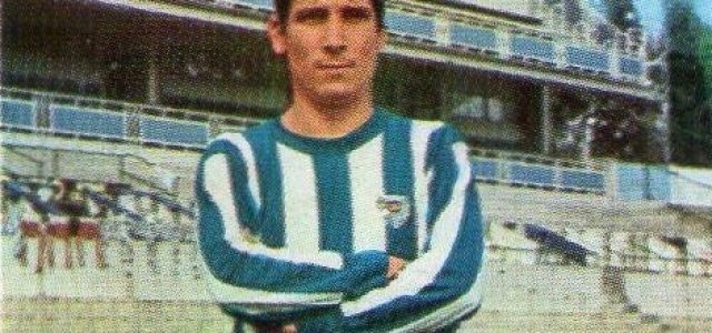 Julián Montero, el primer pepinero en Primera