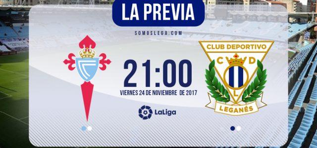 Celta – Leganés: revivir el debut en Primera como antídoto contra la mala racha