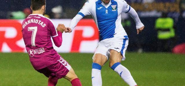 Tito remata al Valladolid y le sirve otra ronda al Leganés