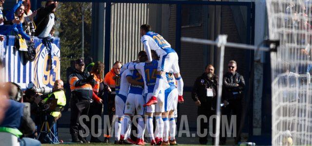 El Leganés remonta al Villarreal (3-1) y se coloca a un punto de Europa